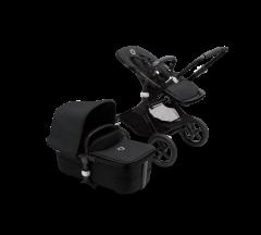 Bugaboo Fox3 Complete Black/Midnight Black