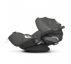 Cybex Cloud Z iSize car seat - 2020 - Soho Grey