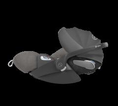 Cybex Cloud Z iSize Plus car seat - 2020 -  Soho Grey