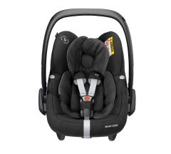 Maxi Cosi Pebble Pro iSize -  Essential Black