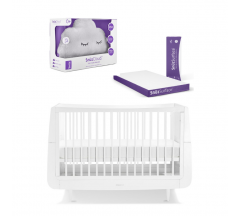 SnuzKot, Mattress and SnuzCloud Bundle
