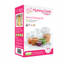 Mummy Cooks Starter Weaning Set