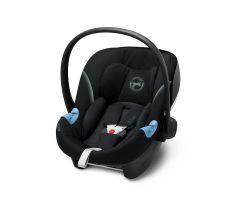 Cybex Aton M i-Size Car Seat - 2020 - Deep Black