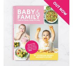 Mummycooks Baby & Family Book