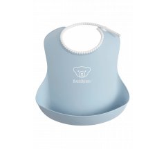 Babybjorn Soft Bib - Powder Blue