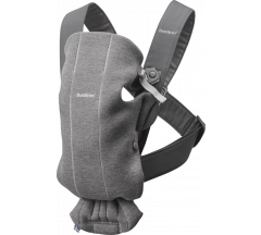 Babybjorn Mini Carrier Dark Grey