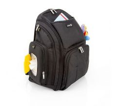Safety 1st - BackPack Changing Bag -  Black