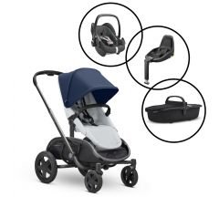 Quinny Hubb Travel System with Pebble Plus