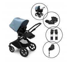 Bugaboo Fox2 Complete Travel System with Cybex Cloud Z & Base