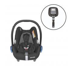 Maxi Cosi Cabriofix Car Seat & FamilyFix Base Bundle