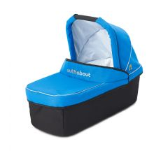 Out n About Nipper Carrycot Single Blue