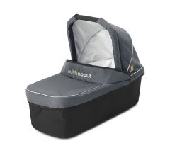 Out n About Nipper Carrycot Single Grey