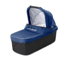 Out n About Nipper Carrycot Single Navy
