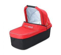 Out n About Nipper Carrycot Single Red