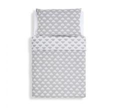 Snuz Duvet Cover & Pillowcase Set - Cloud Nine
