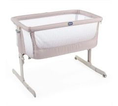 Chicco Next2Me Air Crib - Dark Beige