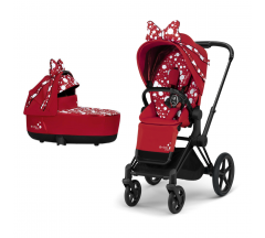 Cybex Priam Pushchair and Carrycot - Petticoat by Jeremy Scott
