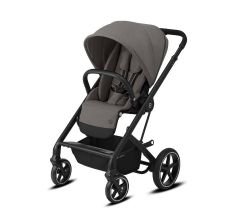 Cybex Balios S Lux Pushchair - Soho Grey & Black frame
