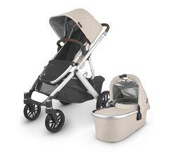 Uppababy Vista V2 Pushchair & Carrycot - Declan