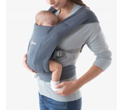 Ergobaby Embrace Newborn Carrier - Oxford Blue
