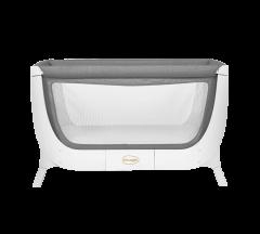 Shnuggle Air Crib Extender - Dove Grey