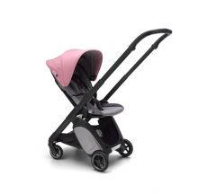 Bugaboo Ant Stroller - Black + Pink