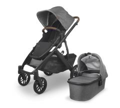Uppababy Vista V2 Pushchair & Carrycot - Greyson