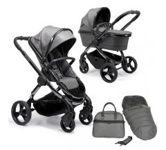 Icandy Peach Complete with Peach Duo Pod & Changing Bag - All Colours