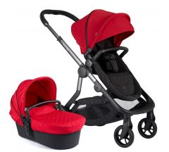 iCandy Orange Pushchair & Carrycot Magma