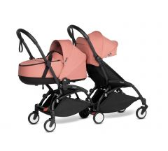BABYZEN YOYO Complete Connect Double Pushchair for Siblings