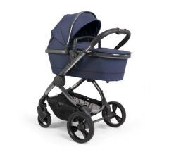 iCandy Peach Pushchair & carrycot Phantom Navy Twill