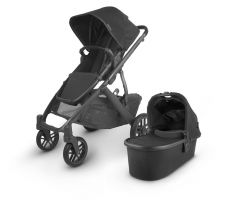Uppababy Vista V2 Pushchair & Carrycot - Jake