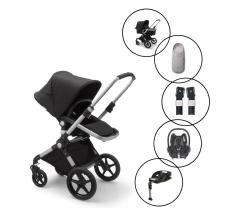 Bugaboo Lynx Travel System with Maxi Cosi Cabriofix & Base with Newborn Inlay