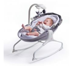 Tiny Love Cosy Rocker Napper - Grey