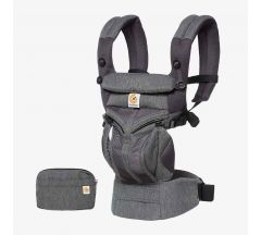 Ergobaby Omni 360 Baby Carrier All-In-One Cool Air Mesh - Classic Weave