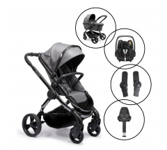 iCandy Peach Travel System with Maxi Cosi Pebble Pro & Base