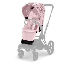 Cybex Priam Seat Pack - Simply Flowers Pale Blush