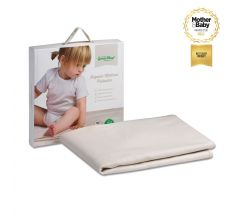 Little Green Sheep Organic Snuzkot Mattress protector