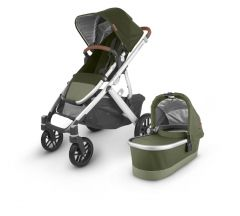 Uppababy Vista V2 Pushchair & Carrycot - Hazel