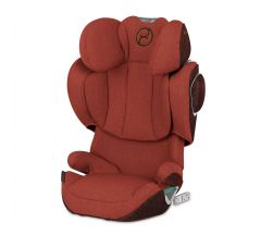 Cybex Solution Z i-Fix Car Seat - 2020 - PLUS Autumn Gold