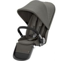 Cybex Gazelle Sibling Seat Soho Grey on Black Frame