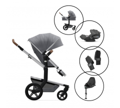 Joolz Day+ Travel System with Cybex Cloud Z Car Seat & Base