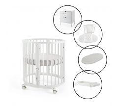 Stokke Sleepi Mini Complete Nursery Bundle (Birth to 3 years)
