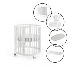 Stokke Sleepi Mini Complete Nursery Bundle (Birth to 3 years)