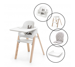 Stokke Steps Highchair Bundle