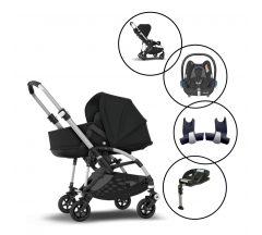 Bugaboo Bee5 Travel System With Maxi Cosi Cabriofix & Base