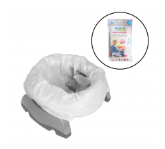 Potette Plus Potty with free 10pk Potette Liners