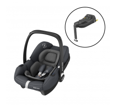 Maxi Cosi Tinca iSize Car Seat & Base Bundle