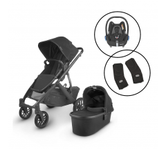 Uppababy Vista V2 Travel System with Maxi Cosi