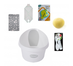 Bathtime Essential 6 Piece Bundle
